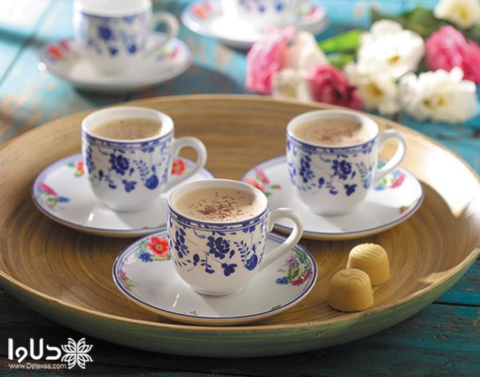 قهوه خوری گراناد چینی زرین