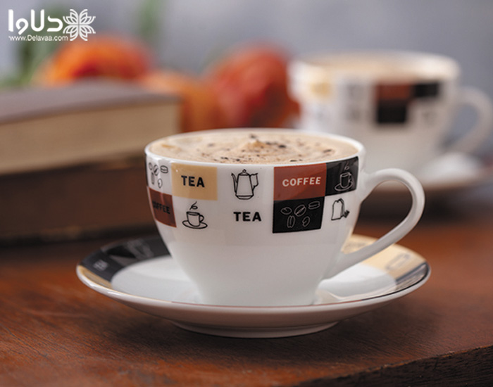 چایی خوری طرح کافی شاپ چینی زرین