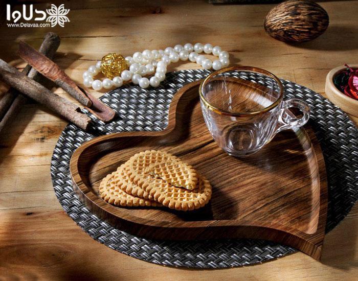 ظروف چوب راش
