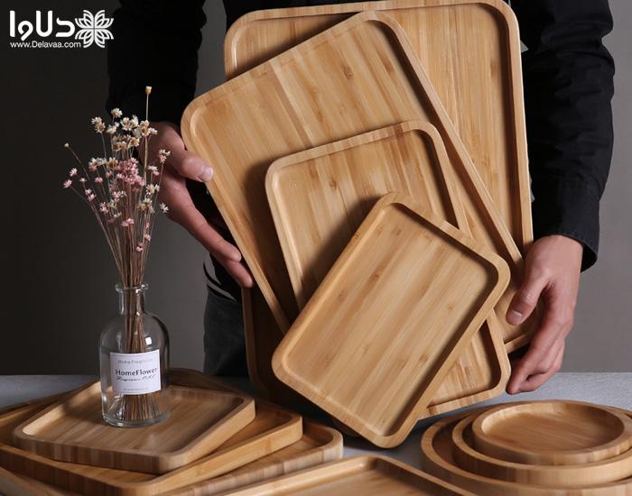 راهنمای خرید سینی چوبی