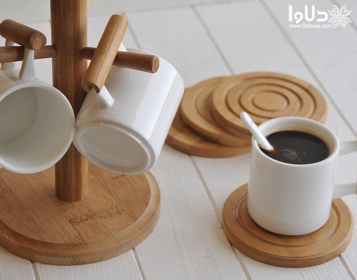 مزایای استفاده از ظرف چوبی