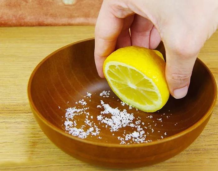 ضدعفونی کردن ظروف چوبی