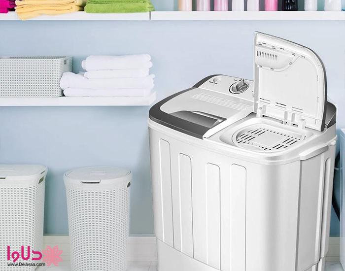 بهترین ماشین لباسشویی دو قلو
