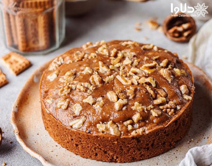 طرز تهیه پخت کیک در مایکروویو بدون کانوکشن