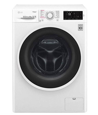 ماشین لباسشویی ال جی مدل wm-843