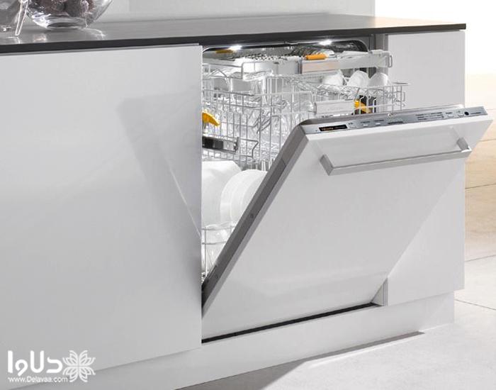 مقدار صدای ماشین ظرفشویی