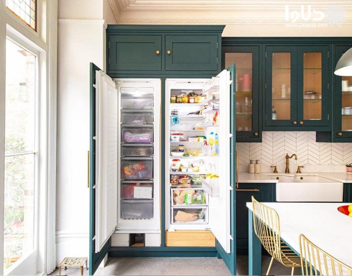 بهترین یخچال دوقلو