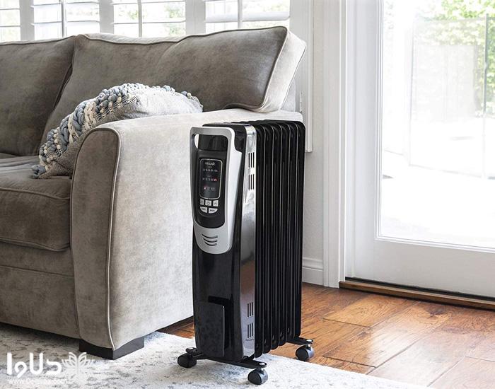 توان گرمایشی شوفاژ برقی