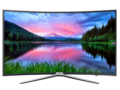 تلویزیون ال ای دی هوشمند خمیده سامسونگ مدل 55N6950