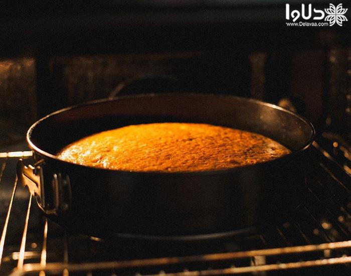 مناسب ترین درجه دمایی توستر برای پخت کیک