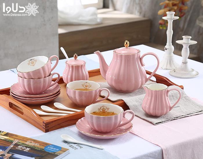 سرویس چینی چایی خوری شامل چیست ؟