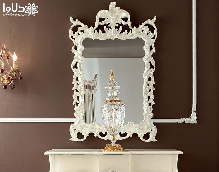 نماد آینه و شمعدان در فرهنگ ایرانی