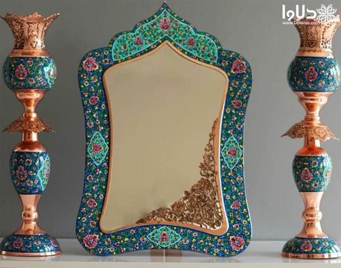 راهنمای خرید آینه و شمعدان