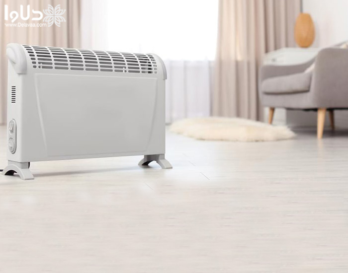 بخاری برقی روغنی
