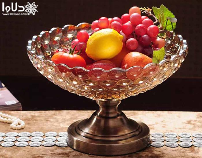 میوه خوری کریستال و شیشه