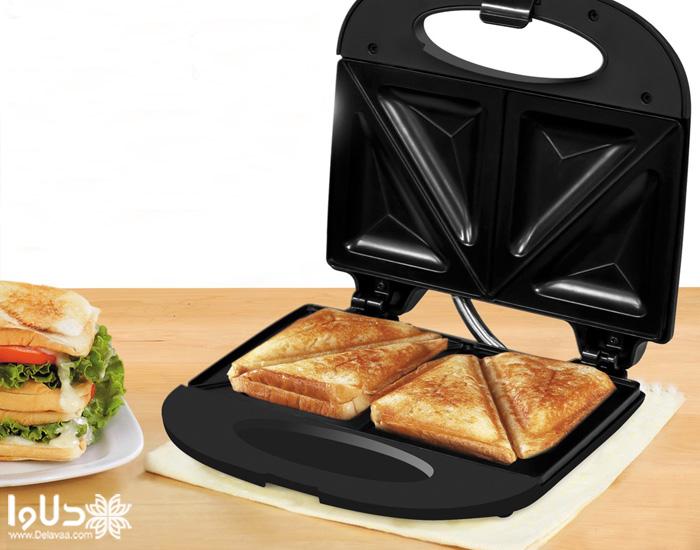 ظرفیت دستگاه ساندویچ ساز