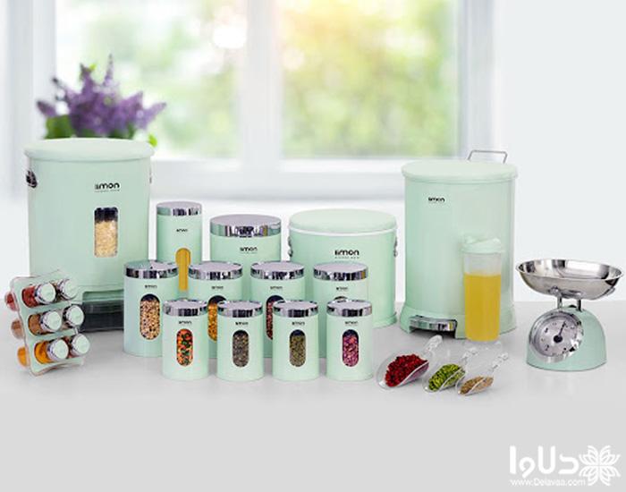 لیست قیمت محصولات آشپزخانه لیمون