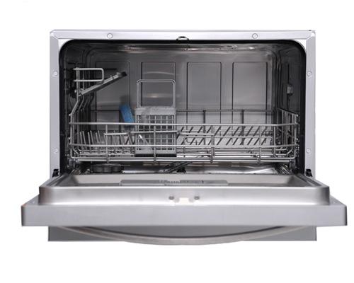 بهترین ماشین ظرفشویی رومیزی مایدیا مدل WQP6-3206BS