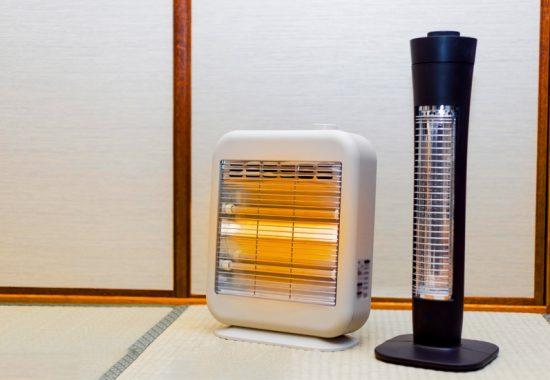 مصرف برق بخاری برقی